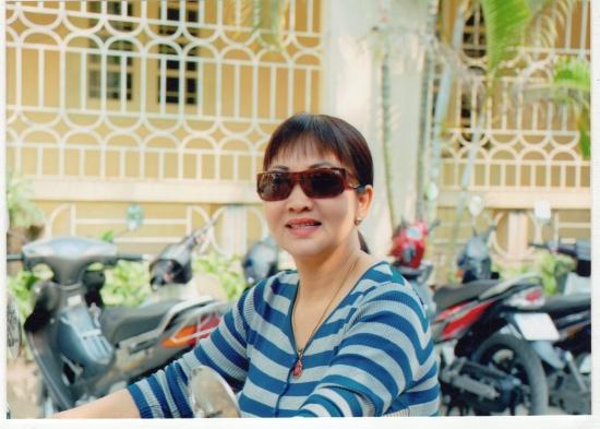 Trang, la Belle Crémière