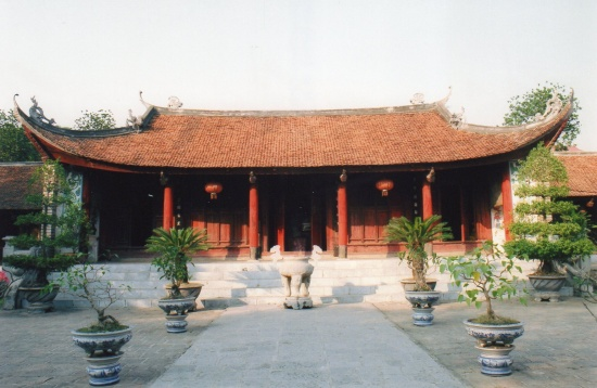 Temple de An Duong Vuong