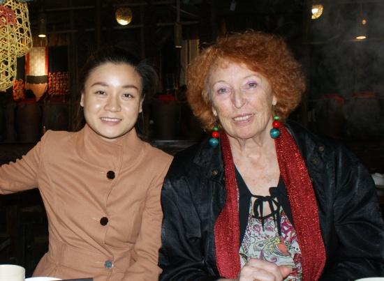 Avec Thuy Aquableu