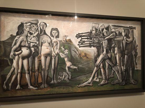Massacre en Corée - Pablo Picasso -1881-1973
