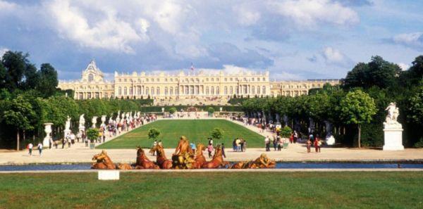 Versailles, le château et le jardin
