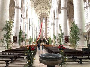 La Basilique de Saint-Nicolas-de-Port