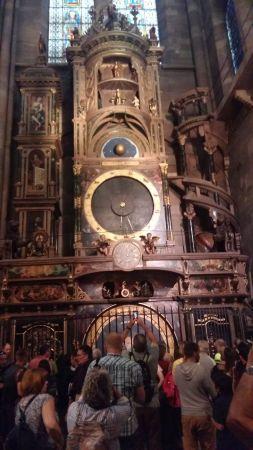 L'horloge astronomique de la cathédrale de Srasbourg