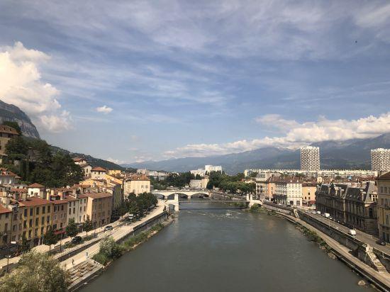 Grenoble et l'Isère, entre Vercors et Chartreuse