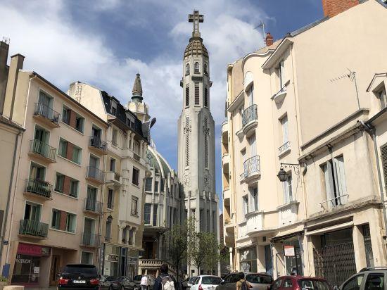 Vichy, ville thermale réputée