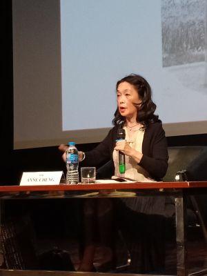 Anne Cheng à l'Espace