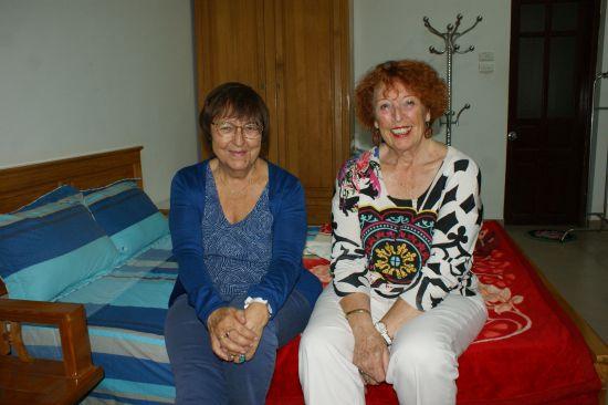 Marie-Luce et Régine, les deux formatrices de Préfasse