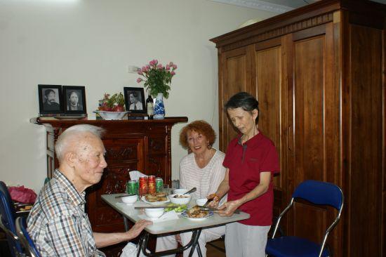 Chez Nhu et Thang