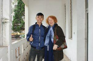 Régine et Phong
