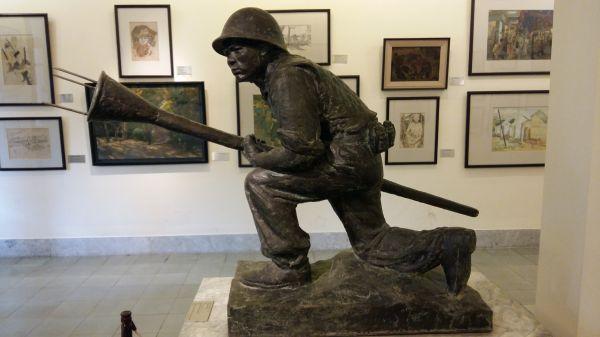 un soldat