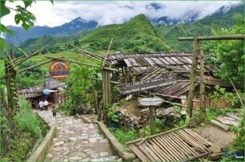 , Sa Pa s'affirme comme  l'une des destinations préférées des touristes vietnamiens