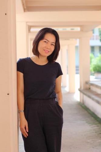 Canh Linh au Département de français