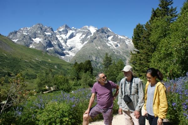 Franck, Jean-Claude et Phuong