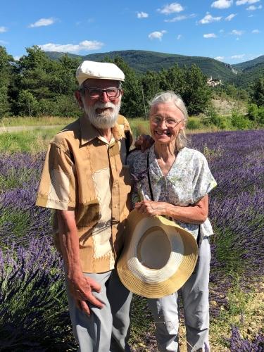 Serge et Bernadette Guérin