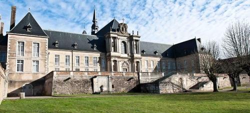 Collège de La Malgrange à Jarville près de Nancy