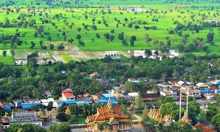 Battambang aujourd'hui