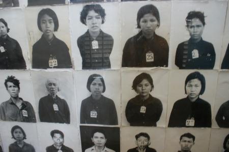 La visite du musée du génocide de Phnom Penh est une expérience d'une grande intensité