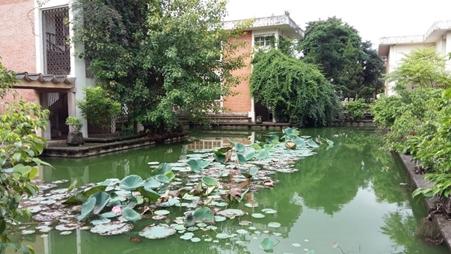 Le Département de français et ses bassins « romantiques »