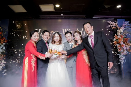 Thuy Lise s'est mariée le 24 novembre 2020
