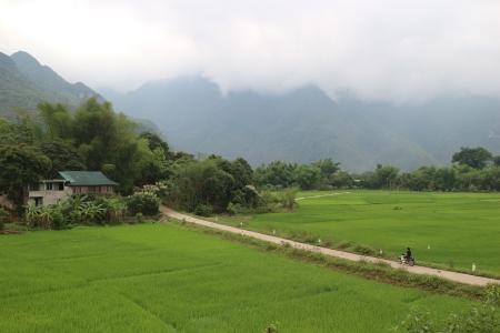 Du côté de Mai Châu, le 25 avril, pour trois jours de détente.