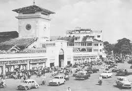 - Saigon, le marché central