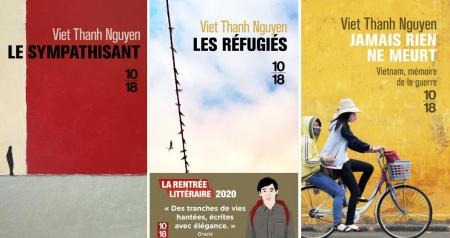 Le Sympathisant, Les Réfugiés, Jamais rien ne meurt